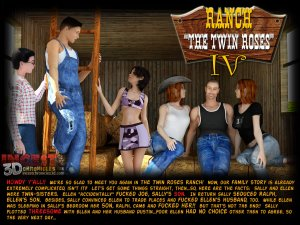 Ranch The Twin Roses. Part 4