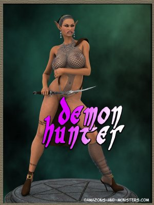 Demon Hunter- [Amazons – Monsters]