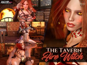 The Tavern- Fire Witch- Affect3D