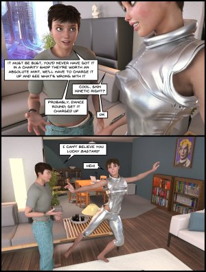 The Lithium Comic. 01: Have Spacesuit - Page 26