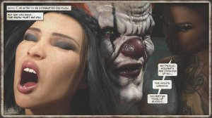 Them- Erotic Horror Prequel Send in the Clowns - Page 8