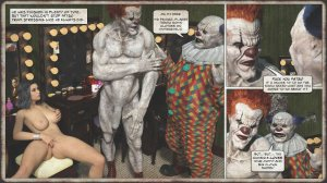 Them- Erotic Horror Prequel Send in the Clowns - Page 13