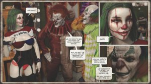 Them- Erotic Horror Prequel Send in the Clowns - Page 20