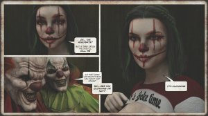 Them- Erotic Horror Prequel Send in the Clowns - Page 21