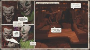 Them- Erotic Horror Prequel Send in the Clowns - Page 23