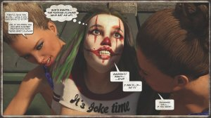 Them- Erotic Horror Prequel Send in the Clowns - Page 39