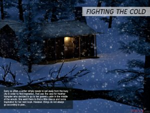 Fighting the Cold – The Foxxx