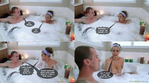 Tub bath with MOM – Brazzers - Page 7