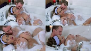 Tub bath with MOM – Brazzers - Page 12