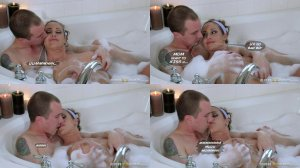 Tub bath with MOM – Brazzers - Page 13