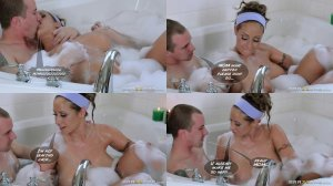 Tub bath with MOM – Brazzers - Page 14
