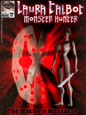 Laura Talbot Monster Hunter – Issue 2
