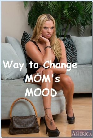 Way to Change mom's Mood - Page 1