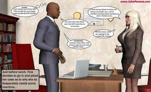 John Persons – Blonde In Office 1 - Page 5