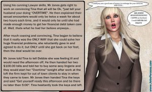 John Persons – Blonde In Office 1 - Page 6