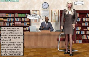 John Persons – Blonde In Office 1 - Page 7