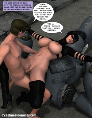 Geek's First Strike Part 5 and 6 – Merovingian - Page 2