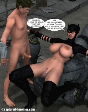 Geek's First Strike Part 5 and 6 – Merovingian - Page 7