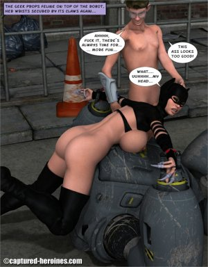 Geek's First Strike Part 5 and 6 – Merovingian - Page 10