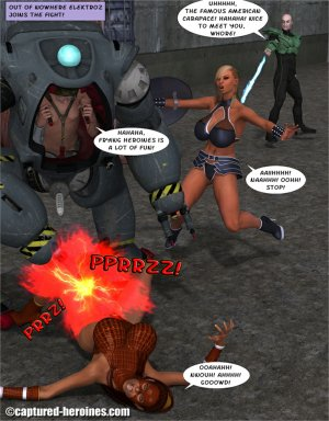 Geek's First Strike Part 5 and 6 – Merovingian - Page 27