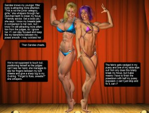 Mack at a Fitness Bikini Contest- Entropy - Page 2