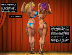 Mack at a Fitness Bikini Contest- Entropy - Page 3