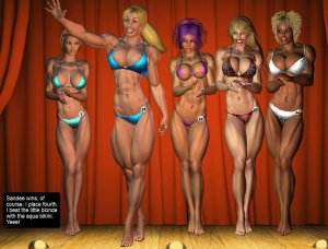 Mack at a Fitness Bikini Contest- Entropy - Page 4
