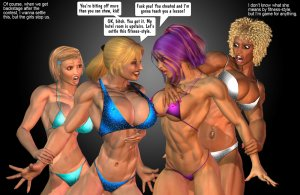 Mack at a Fitness Bikini Contest- Entropy - Page 5