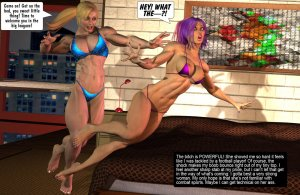 Mack at a Fitness Bikini Contest- Entropy - Page 7