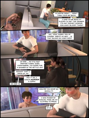The Lithium Comic. 02: Bodies in Orbit - Page 26