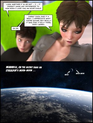 The Lithium Comic. 02: Bodies in Orbit - Page 35