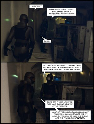 The Lithium Comic. 02: Bodies in Orbit - Page 36