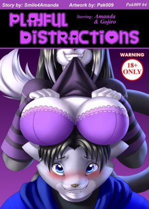 Pak009- Playful Distractions