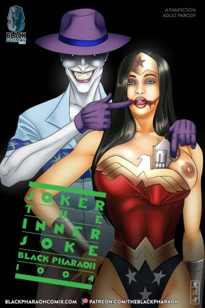 Black Pharaoh- Joker The Inner Joke (Batman)