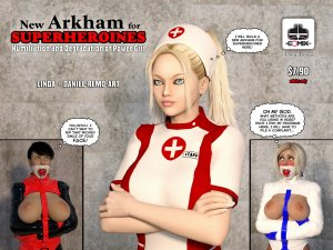 Linda- New Arkham For Superheroines (DBComix)
