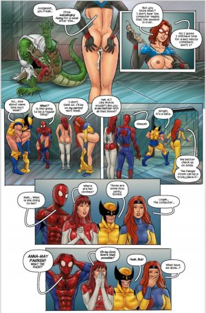Spiderling – Tracy Scops - Page 10