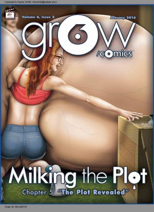 Grow- Making The Plot Ch.5 – The Plot Revealed