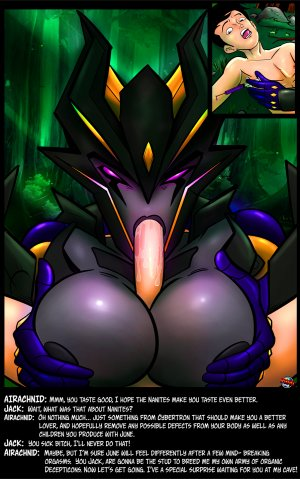 Everfire- Transformers Prime Insemination