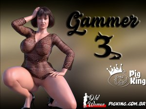 Gammer 3 – Old Woman by PigKing