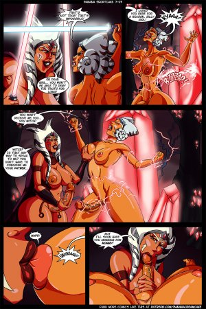 Transmorpher DDS- Banana Shortcake 7- Star Whores – Revenge of the Tiddie - Page 4