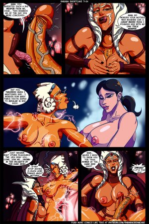 Transmorpher DDS- Banana Shortcake 7- Star Whores – Revenge of the Tiddie - Page 5