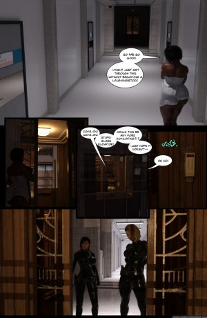 Agents of E.N.F.- The Cephalopod Strikes! - Page 11