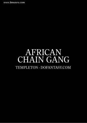 Dofantasy-African Chain Gang - Page 2