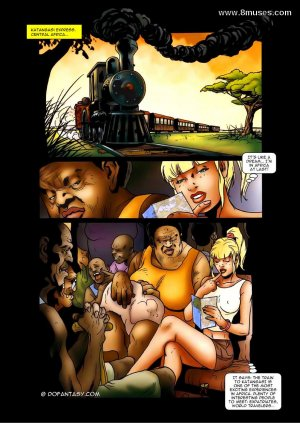 Dofantasy-African Chain Gang - Page 3
