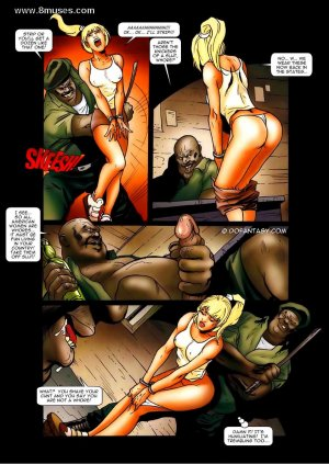 Dofantasy-African Chain Gang - Page 14