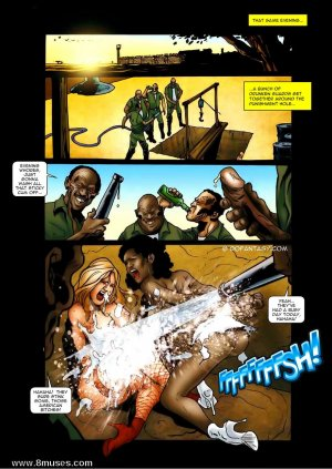 Dofantasy-African Chain Gang - Page 18