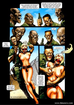 Dofantasy-African Chain Gang - Page 19