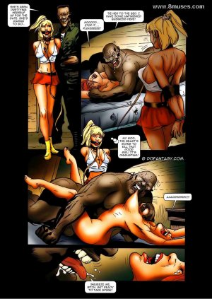 Dofantasy-African Chain Gang - Page 28