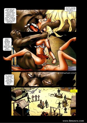 Dofantasy-African Chain Gang - Page 36