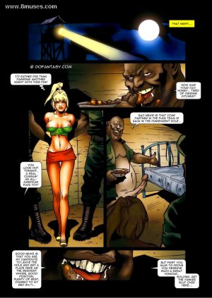 Dofantasy-African Chain Gang - Page 38